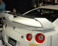 R35 - Amuse Dry Carbon Rear Wing