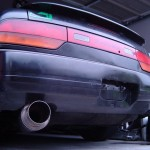 Apexi N1 Nissan 240SX 89-94 Catback 1
