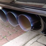 BRANEW Center Exhaust System Nissan GT-R R35 09a