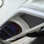 BRANEW Center Exhaust System Nissan GT-R R35 09c