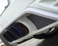 R35 - BRANEW Center Exhaust System