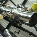 Blitz NUR-RX Catback Exhaust Nissan 240SX 89-91a