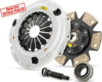 S13 - Clutch Masters FX400 Stage4 6-Puck Clutch KA24DE