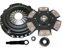 S13 - Clutch Masters FX500 Stage5 Rigid 6-Puck Clutch SR20DET