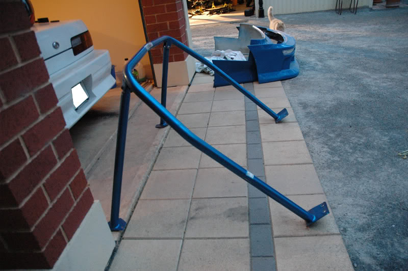 Fox Body Wheels >> Cusco 4 Point Roll Cage Nissan 240SX/S13 89-94