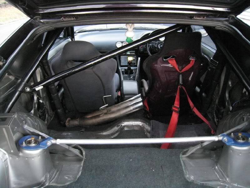 Cusco 7 Point Roll Cage Nissan 180sx S13 91 93