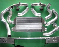 R35 - Esprit Intercooler Kit w/ Hard Pipes Type S