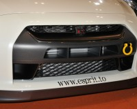 R35 - Esprit Dry CF Intercooler Duct Panel