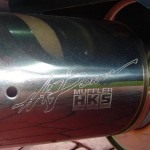 HKS Hi Power Exhaust Nissan 240SX S13 89-94a