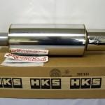 HKS Hi Power Stainless 170mm Muffler Universal1