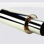 HKS Hi Power Stainless 170mm Muffler Universal2