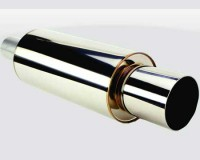 HKS Hi Power Stainless 170mm Muffler Universal