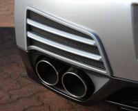R35 - Hasemi Rear Bumper Vent Inserts