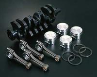 S13 - JUN Custom Stroker Kit 2.2L wo/ Rods SR20DET
