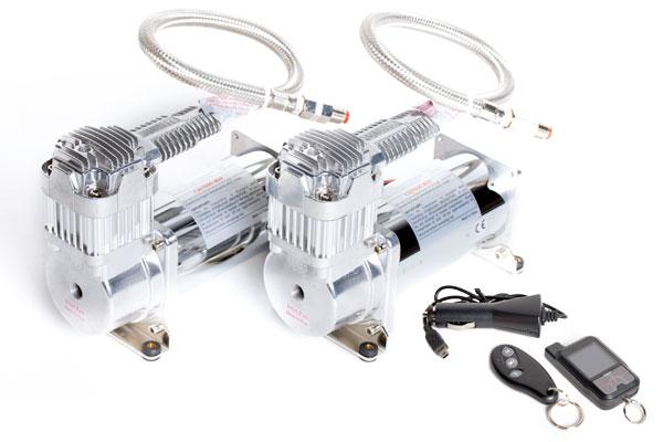 Ksport Airtech Pro Plus Air Suspension Kit 240SX/S13 89-94