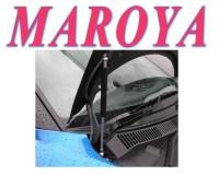 Z32 - Maroya Black Hood Dampers
