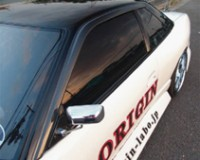 S13 - Origin Carbon Window Sun Visor