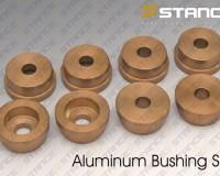 S13 - Stance Aluminum Subframe Bushing Set