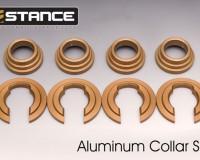 S13 - Stance Aluminum Subframe Collar Set