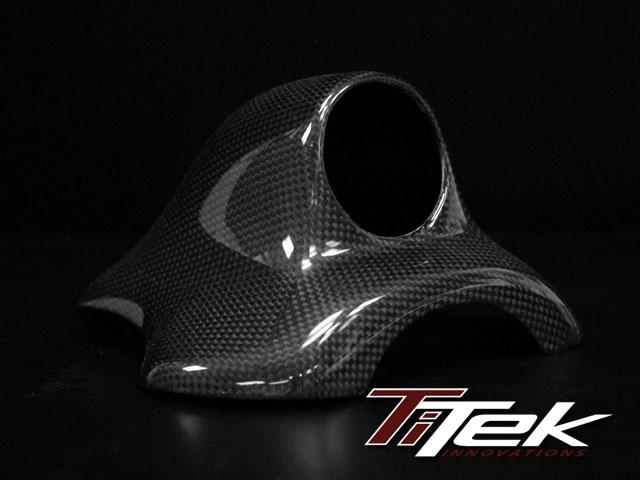 Titek carbon fiber gauge pod nissan 240sx s13 240sx carbon fiber interior