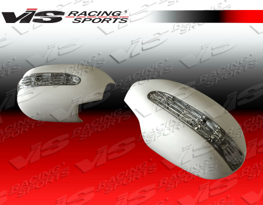Vis Racing Vip Mirror Covers W Led Turn Signal Nissan