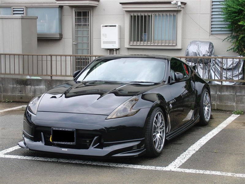 Nissan Grand Rapids >> [For Sale] Nismo Replica Lip (Painted Black) $220 shipped - Nissan 370Z Forum