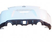 Z34 - Aero Works CF Rear Bumper Spoiler