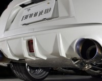 Z34 - BRANEW Ti Stainless Steel Exhaust