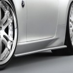 BRANEW FRP Side Skirt Lip Nissan 370z 09