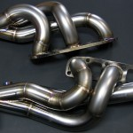Central 20 Exhaust Manifolds Nissan 370z 09