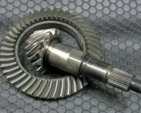 Z34 - Central 20 Final Drive Gear AT
