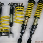 Central 20 ZSport Coilover System Nissan 370z 09