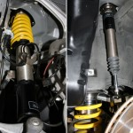Central 20 ZSport Coilover System Nissan 370z 09a