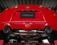 Z34 - GP Sports Exas Evo Tune Ti Tip Exhaust