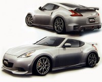 Z34 - IMPUL 934S Full 4pc Body kit