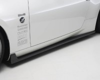 Z34 - INGS N-Spec CF Side Skirts