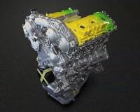 R35 - JUN 4.0L EX Short Block Complete Engine