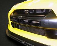 R35 - JUN CF Intake Bumper Duct