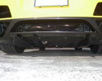 R35 - JUN CF Rear Under Diffuser