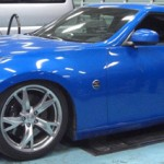 Largus Expression Coilover System Nissan 370z 09c