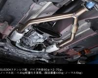 Z34 - MCR Center Y Pipe Steel Model