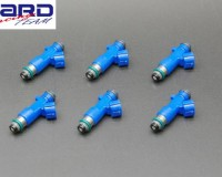 Z34 - Sard Fuel Injectors Set 550cc