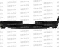 G37 - Seibon NS-Style Carbon Rear Lip 4DR