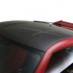 Sunline Racing Dry Carbon Roof Cover Nissan 370z 09