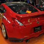 Sunline Racing Dry Carbon Roof Cover Nissan 370z 09a