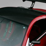 Sunline Racing Dry Carbon Roof Cover Nissan 370z 09b