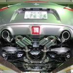 Suruga Speed PFS Exhaust System Nissan 370z 09
