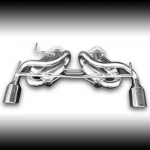 Suruga Speed PFS Exhaust System Nissan 370z 09b