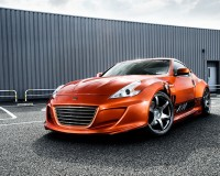 Z34 - Tamon Design RC370Z Full Widebody Kit