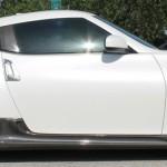Top Secret Carbon B-Pillars Nissan 370z 09a